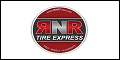 Logo for RNR TIRES