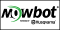 Logo for MowBot Robotic Lawn Care