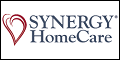 Logo for Synergy HomeCare