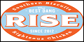 Logo for Rise Southern Biscuits and Righteous Chicken