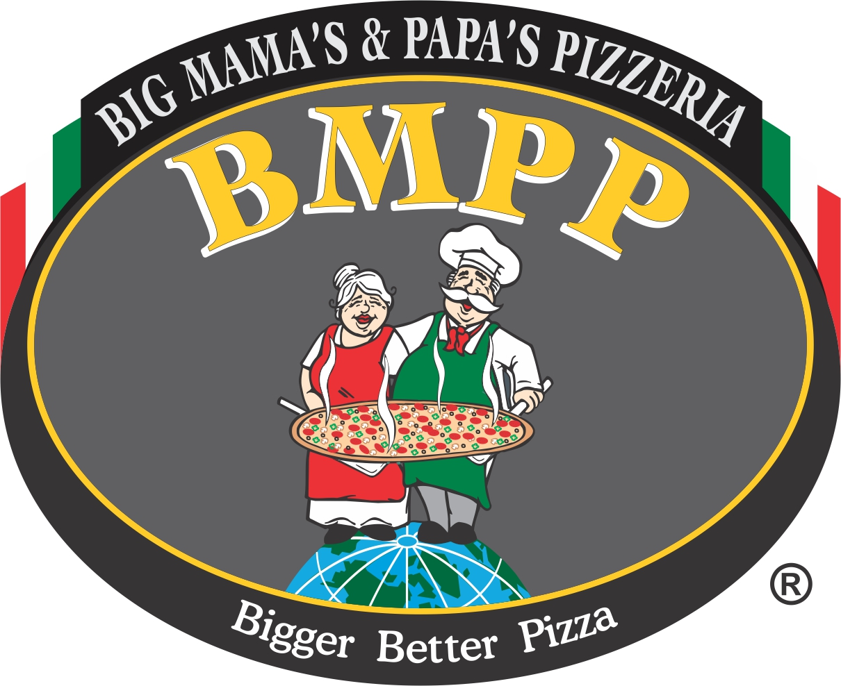 Logo for Big Mama's and Papa's Pizzeria