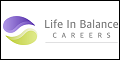 Logo for Life In Balance Careers