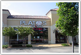 Plato's Closet a franchise opportunity from Franchise Genius
