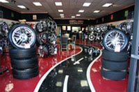 Rent-N-Roll Custom Wheels and Tires a franchise opportunity from Franchise Genius