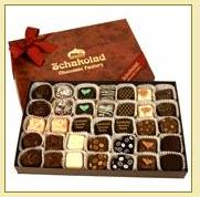 Schakolad Chocolate Factory a franchise opportunity from Franchise Genius