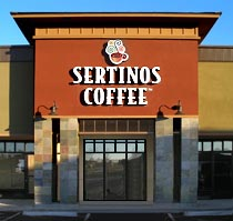 Sertinos Coffee and Cafe a franchise opportunity from Franchise Genius